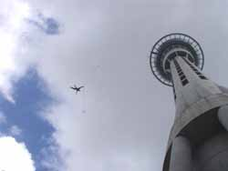 Auckland Sky Tower Jumper